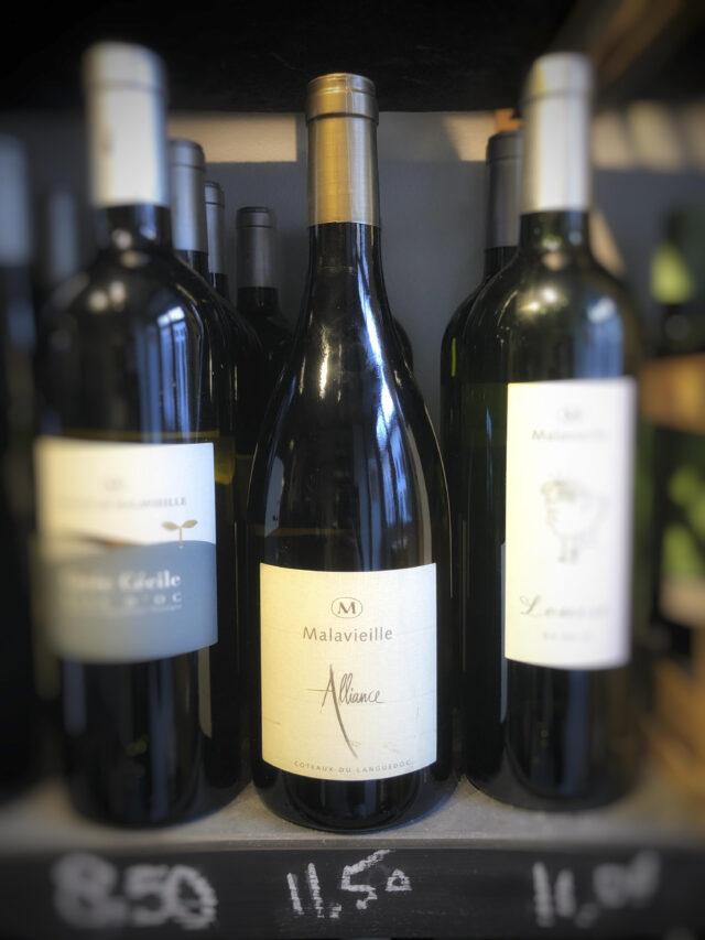 Juste Wijnkoperij, Middelburg, Wijn van de week, Domaine de Malavieille, Zeeland